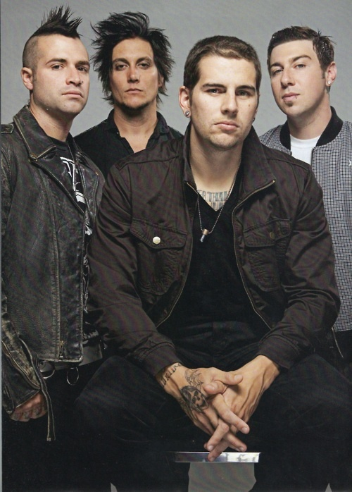 """And then there were four in Avenged Sevenfold. We shall always remember Jimmy """"The Rev"""" Sullivan. R.I.P."""