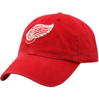 Detroit Red Wings Classic Franchise Fitted Hat – Red