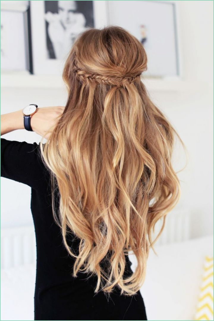27+ Formal long hairstyles ideas