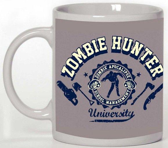 House Of Rock Zombie Hunter University Mug Online Australia Beserk