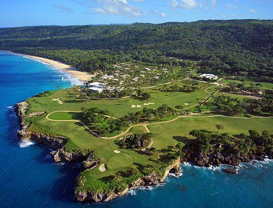 Amanera Villas at Playa Grande, means carefree living at the ocean's edge #Amanera #PlayaGrande #GolfVIlla #LuxuryVilla #Residences #Caribbean http://www.playagrande.com/amanera-real-estate/