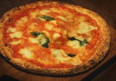 Margherita 薄餅