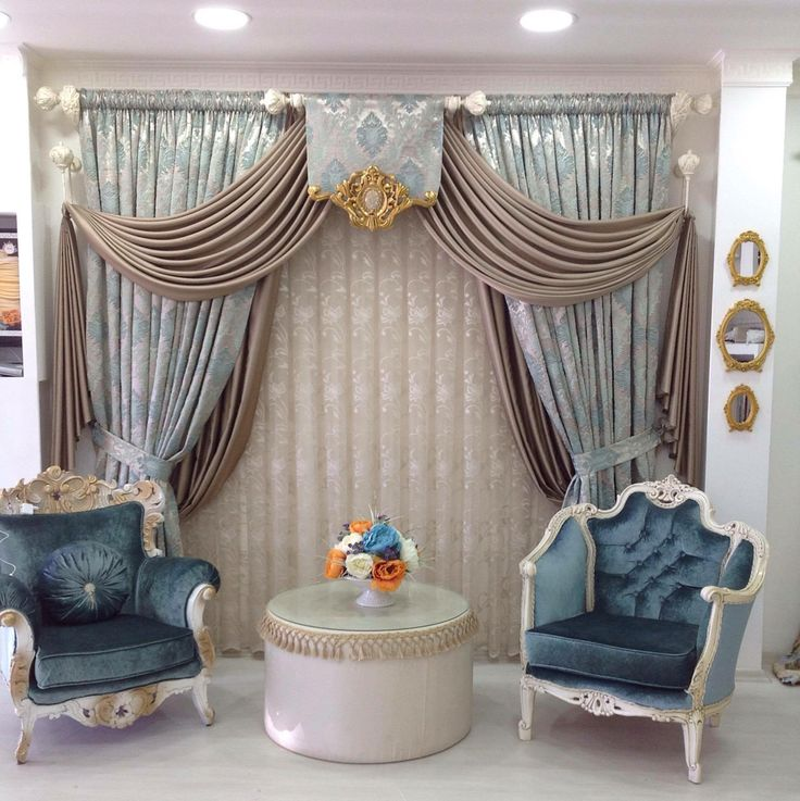 123 Best Curtains amp Table Runners Images On Pinterest