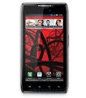 Motorola håndværker mobiltelefon Razr Maxx med batterilevetid i flere dage