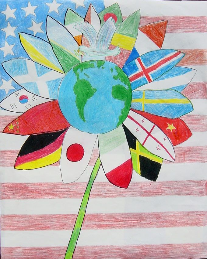 Peace Poster Contest | Random Lake Area Chamber of Commerce