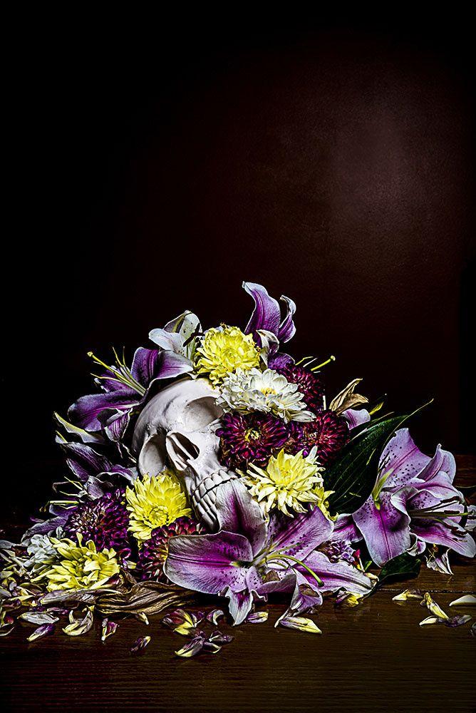 UNTITLED found object sculpture and still life photograph by Cheech Sanchez 2014 #stilllife still life #vanitas Vanitas #skull Skull