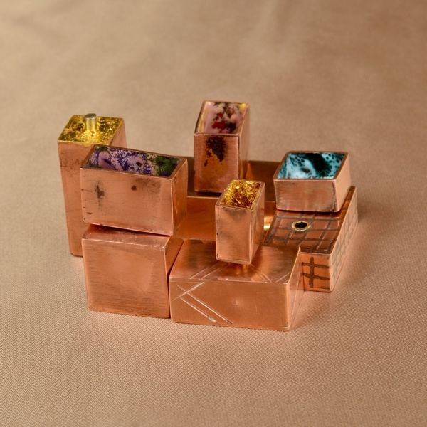 Modular block jewelry - change your style on a whim... by Gert Hattingh, via Behance