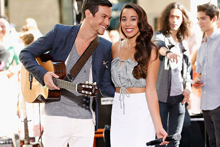 Scarecrow -Alex and Sierra on Steve Harvey tonight!!!!!