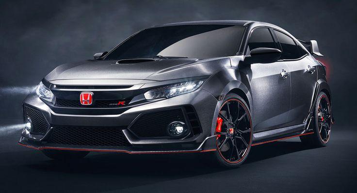Honda Civic Type R 2018 года: хэтчбек нового поколения - http://god-2018s.com/avto/honda-civic-type-r-2018-goda-xetchbek-novogo-pokoleniya