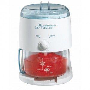Maquina de raspar hielo