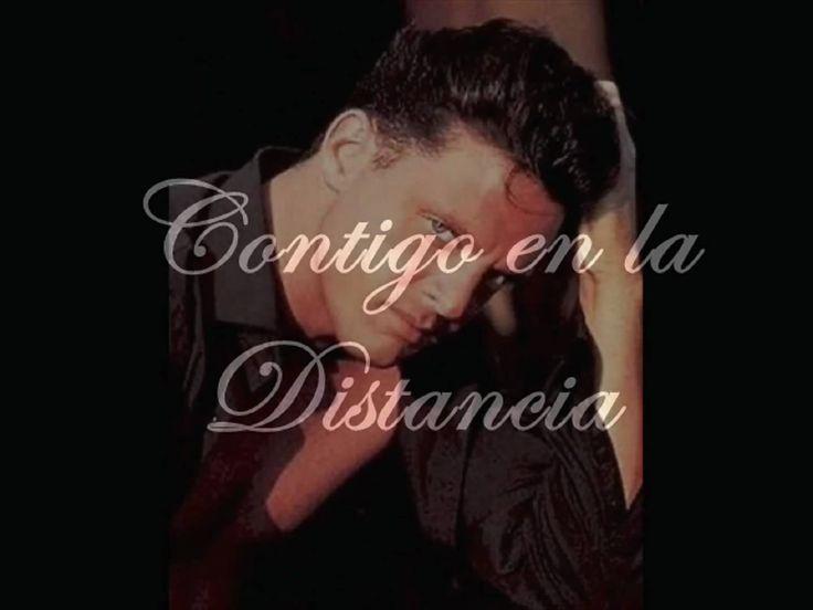 Luis Miguel - Contigo En La Distancia Lyrics/Letra