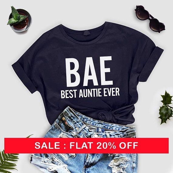 Auntie shirt  Best auntie ever shirt Best auntie shirt