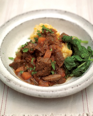 melt-in-your-mouth shin stew: Beefstew, Beef Recipes, Melted In Your Mouths Shin, Shin Stew, Mashed Potatoes, Beef Stew, Comforter Food, Stew Recipes, Beef Shin