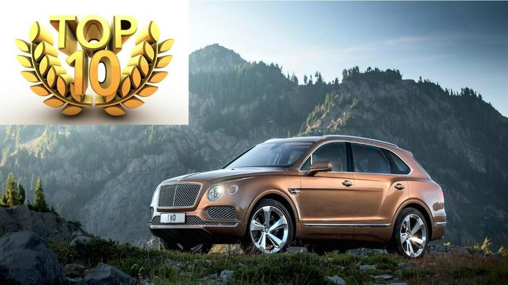 Top 10 SUV 2017 - Best SUV 2017
