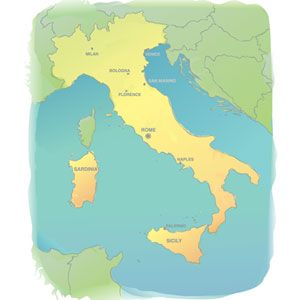 Know Your Signature Italian Foods by Region  From the alpine heights of northern Italy to the sun-drenched island of Sicily, take a tantalizing culinary tour around Europe's most famous boot-shaped country.