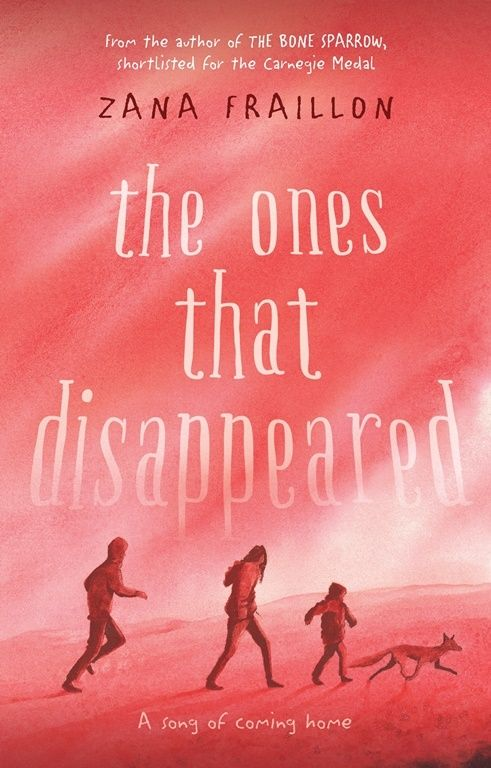 The Ones that Disappeared is a story about child trafficking and it's a story about hope at its heart..  Reads my review: #CBCAReview: The Ones That Disappeared http://editingeverything.com/blog/2017/07/20/cbcareview-ones-disappeared/