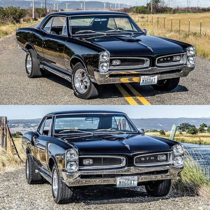 721 best GTO and other Muscle Cars images on Pinterest | Vintage ...
