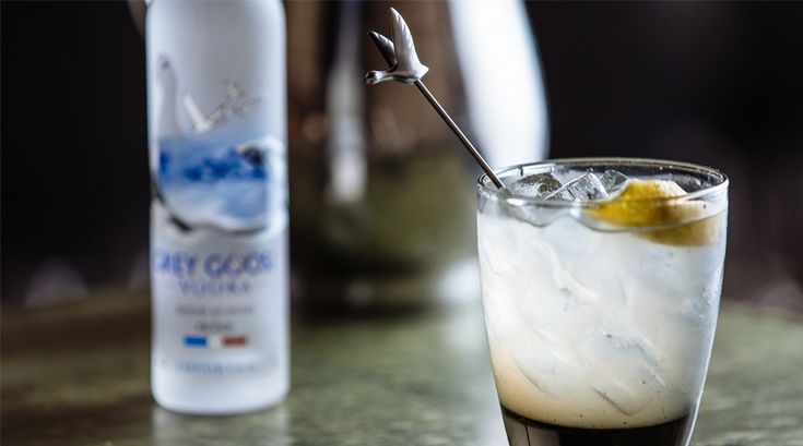 Grey Goose vodka cocktail | Eat My Words