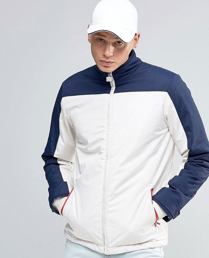 Shop Fila Vintage Jacket With Fleece Lining at ASOS.