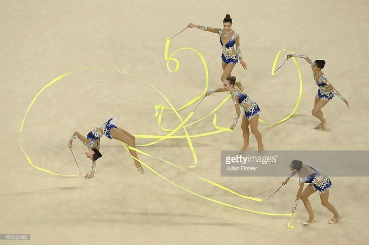 Group Italy, Olympic Games (Rio) 2016