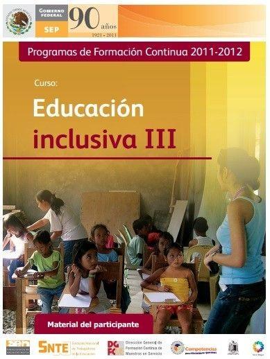 EDUCACIÓN ESPECIAL - Educacion preescolar zona 33