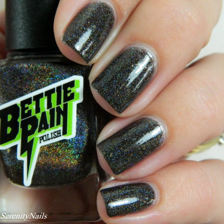 Bettie Pain Polish Hour Of The Wolf Lightbox