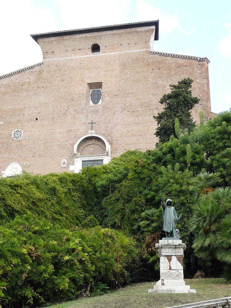 Basilica di Santa Maria in Aracoeli - Rom Italy