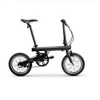 Alta calidad precio barato qicycle plegable bicicleta eléctrica