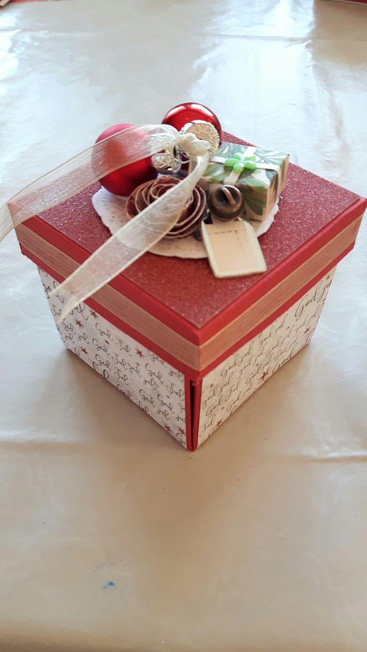 Eksploding box