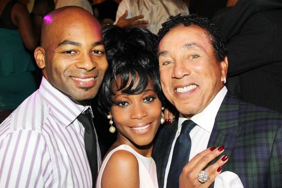 Smokey Robinson Daughter and Son   See Aretha Franklin, Smokey Robinson and More Get Ready for Motown the ...