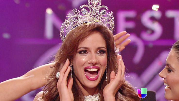 Aleyda Ortiz es la octava reina de Nuestra Belleza Latina