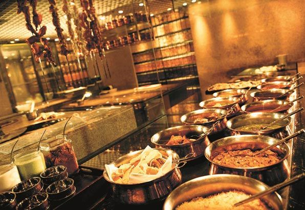 The 5 Best Halal Buffets In Singapore Halal Recipes Malay Food