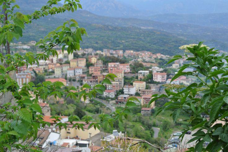 Lanusei in Ogliastra, Sardinie