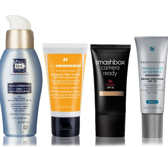 Best Facial Sunscreens.. Use your Sunscreen for your Labor Day Weekend outdoor activities!