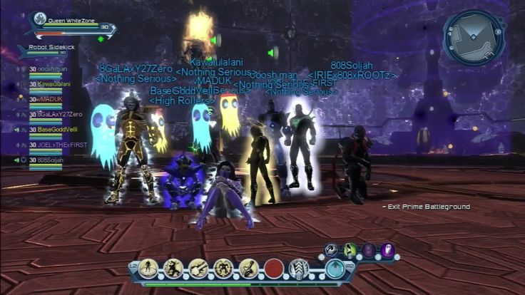 DCUO: 6 mins for Prime Beast (League Nothing Serious)