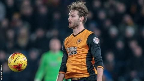 Nick Powell: Hull City's on-loan Manchester United midfielder could miss rest of season