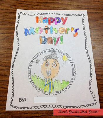 Mother's Day Finds and Freebies! - TGIF! - Thank God It's First Grade!
