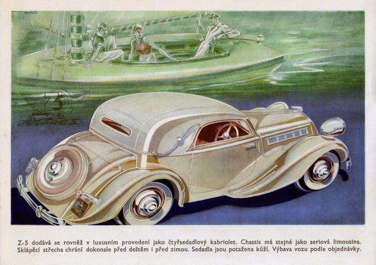 1936 CZ Z5