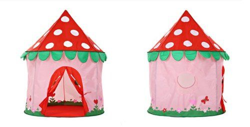 DizHome Baby Toys Strawberry Castle Indoor and Outdoor Childrens Tent DizHome,http://www.amazon.com/dp/B00J7OTUB0/ref=cm_sw_r_pi_dp_hmPGtb1J0B5Y1QNE $44.99