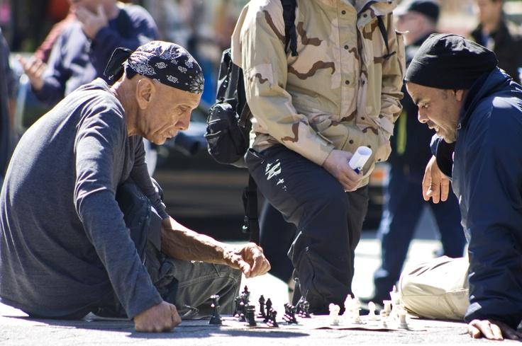 Chessing it 2
