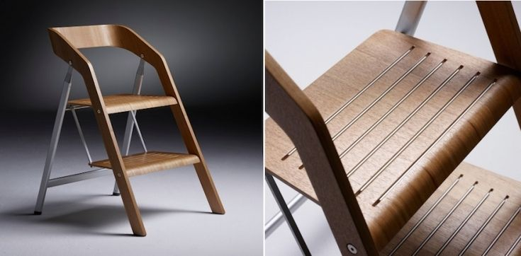 pin by roundhomes on kitchen kitchen stool kitchen step stool rh pinterest ca