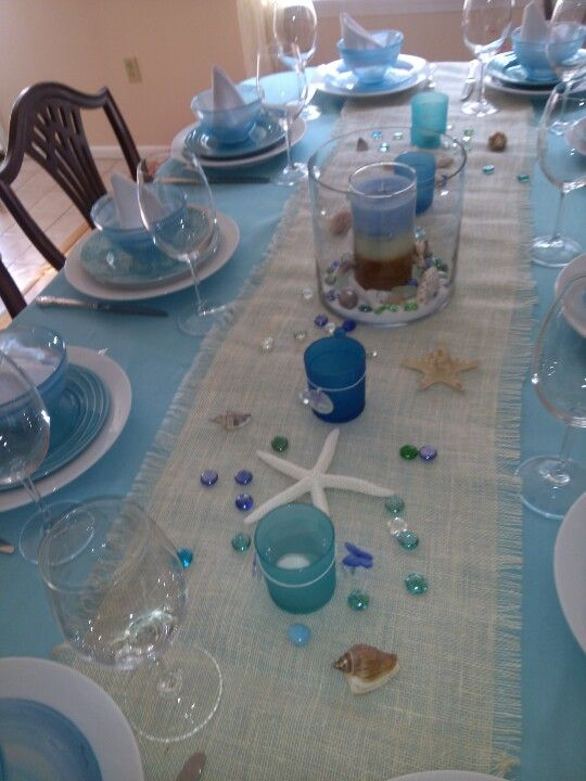 Best images about beach themed bridal shower on
