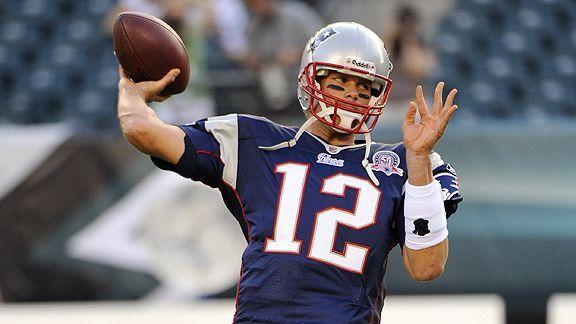 Tom Brady naturally headlines best draft picks for Patriots