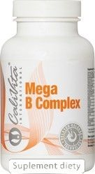 MEGA B COMPLEX: kompletny zestaw witamin z grupy B