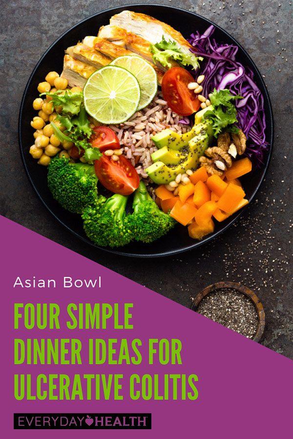 4 Simple Dinner Ideas For Ulcerative Colitis Everyday Health Ulcerative Colitis Recipes Diet Recipes Ulcerative Colitis Diet