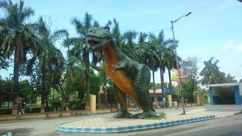 Jurassic era,  kolkata, India