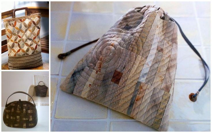 Larkspur Studio: Inspiration - Japanese Taupe Colour Theory by Yoko Saito