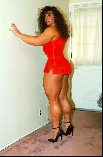Thick Muscle Females Xxx Porn 102