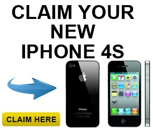 Claim Your New iPhone 4s