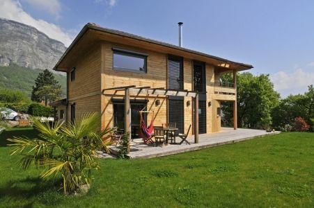 18 best images about maison passive bois on pinterest la for Autoconstruction maison passive
